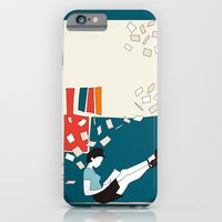 iPhone & iPod Case featuring Papers by Sara Ci