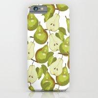 Pears Pattern iPhone 6 Slim Case
