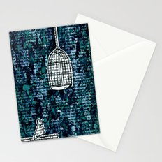 The Bird Cage Stationery Cards