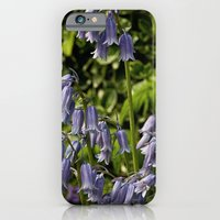 Spanish Bluebells iPhone 6 Slim Case