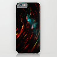Abstract goldfish iPhone 6 Slim Case