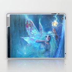 The Blue Fairy Laptop & iPad Skin