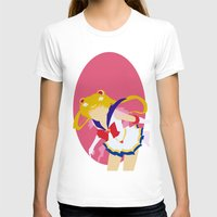 sailor moon T-shirts featuring Sailor Moon by Polvo