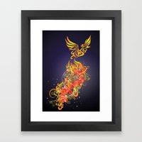 Phoenix Nights Framed Art Print