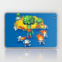 Veggie Attack Laptop & iPad Skin