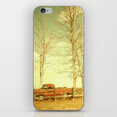 Pappy's farm truck. iPhone & iPod Skin