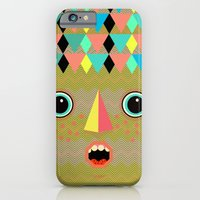 iPhone & iPod Case featuring waxxy by Jen Lin Aliaga