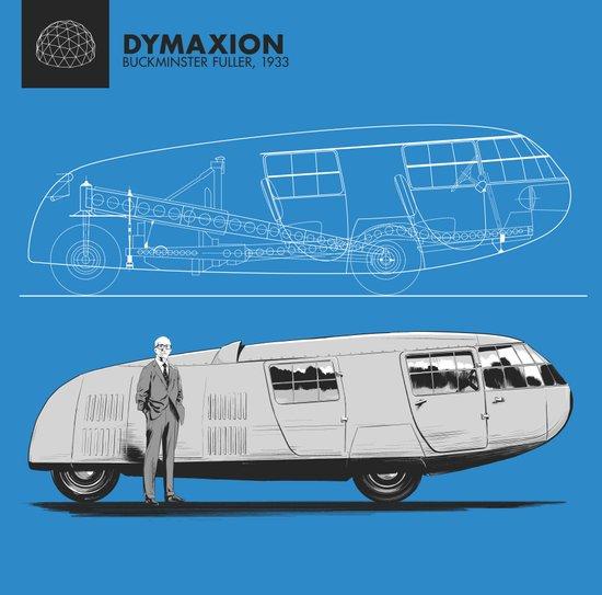 Dymaxion Canvas Print