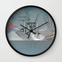 Atmosphere 44 · Welcome… Wall Clock