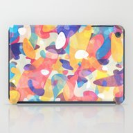 Chaotic Construction iPad Case