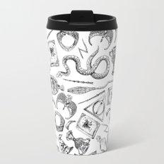 Harry Potter Horcruxes and Items Travel Mug