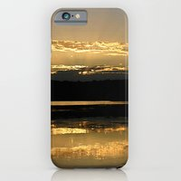 Sunsetting On A Golden P… iPhone 6 Slim Case