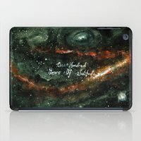 One Hundred Years Of Sol… iPad Case