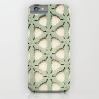 iPhone & iPod Case featuring Jade Lattice by CMcDonald