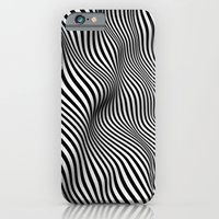 iPhone Cases featuring Lines by @slimesunday