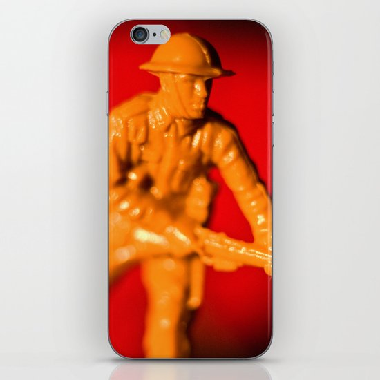 The Desert Rat 2 iPhone & iPod Skin