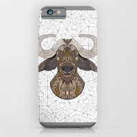 iPhone Cases featuring African Buffalo 2015 by ArtLovePassion