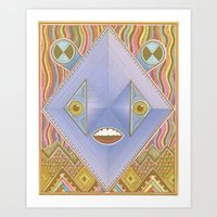 Unalterable Art Print