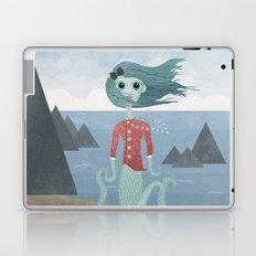 Sea Maiden Laptop & iPad Skin