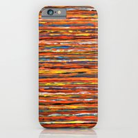 iPhone & iPod Case featuring Sunset by Claudia McBain
