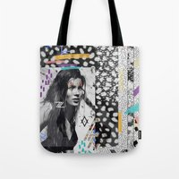 KATE MOSS TRIBE Tote Bag