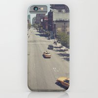 iPhone & iPod Case featuring taxi... by Chernobylbob