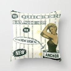 Better! Throw Pillow
