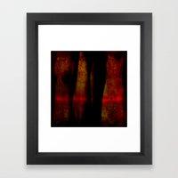 3GRACES Framed Art Print