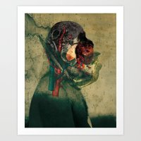 autanatomica 4 Art Print