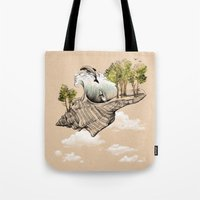 Daydream Island Tote Bag
