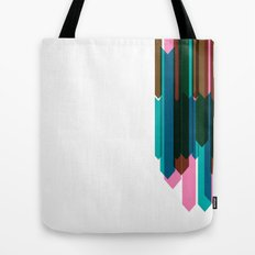 Arrow Collage Tote Bag