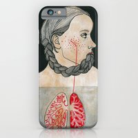 iPhone & iPod Case featuring ikizler (twins) by Amylin Loglisci