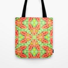 Sphynx Cat Pattern Tote Bag