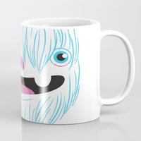 Happy Yeti Mug