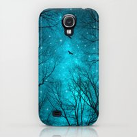 Galaxy S4 Cases featuring Stars Can't Shine Without Darkness  by soaring anchor designs