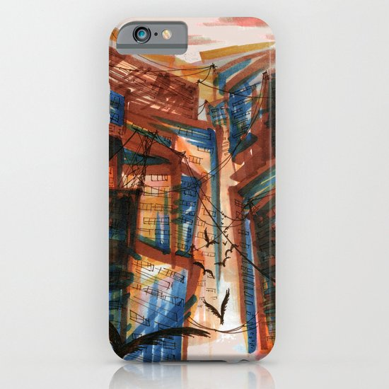 The City pt. 3 iPhone & iPod Case