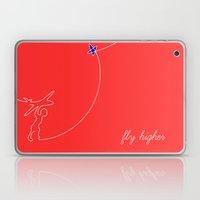 Fly Higher Laptop & iPad Skin