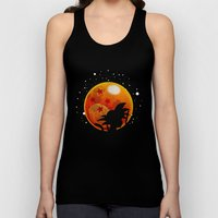 The Moon Child Unisex Tank Top