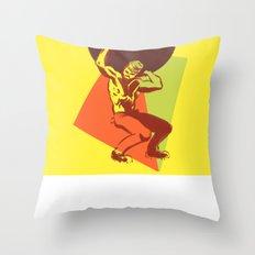 Lumbering Lumberjacks! Throw Pillow