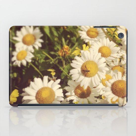 Garden Daisies iPad Case