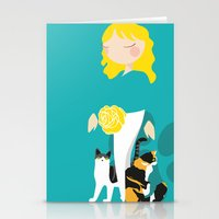 Endo Paw Pals Stationery Cards