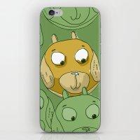 Dog Balls iPhone & iPod Skin