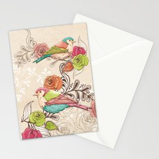 Country Garden Stationery Cards