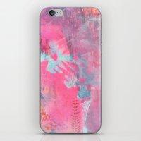 making space iPhone & iPod Skin