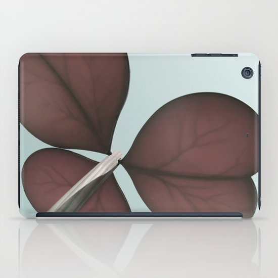 three leaf clover iPad Case