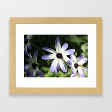 Oh the ombre Framed Art Print