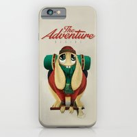 The Adventure Begins iPhone 6 Slim Case