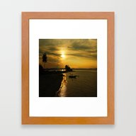 MAGNIFICENT VIEW Framed Art Print