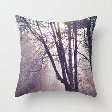 Wanderings Throw Pillow