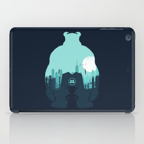 Welcome To Monsters, Inc. iPad Case